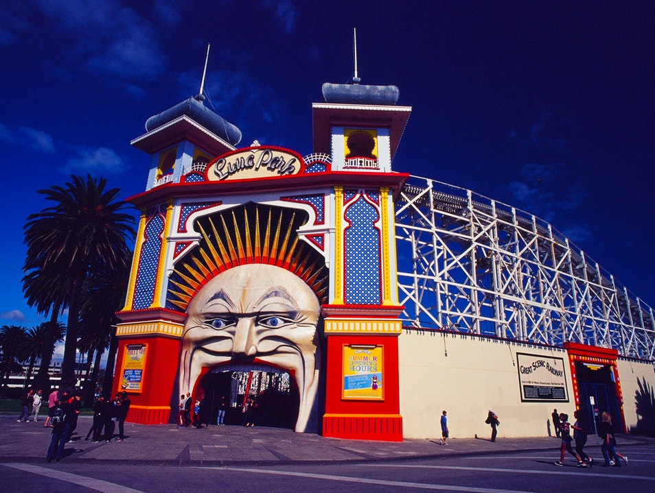 Explore the Coastal Neighborhood of St Kilda - Melbourne, Australia Saint Kilda  Australia