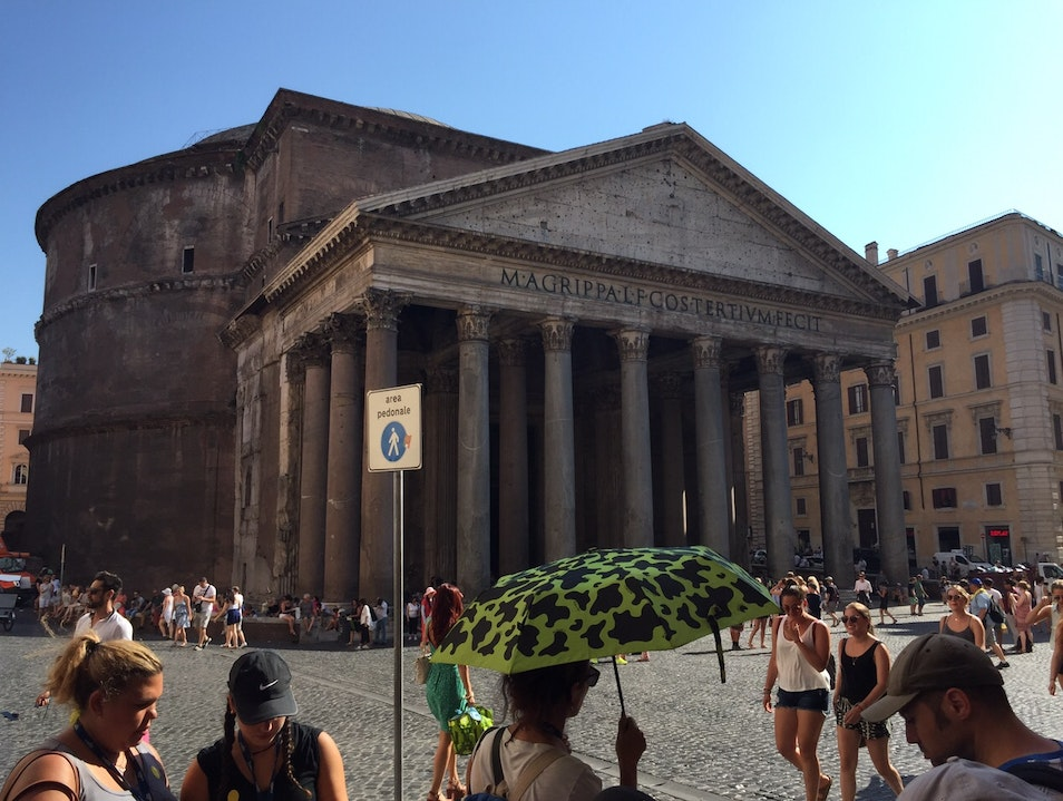 The Pantheon, Rome Rome  Italy