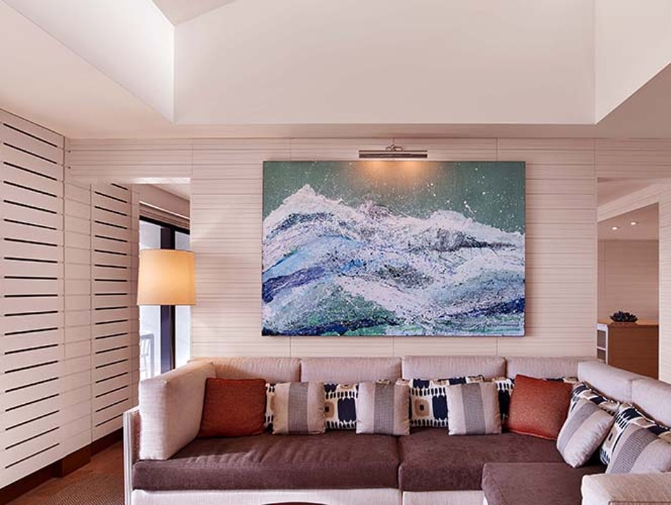 Stylish Hotel on Mokapu Beach Kihei Hawaii United States