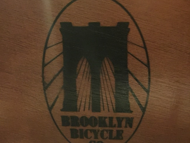 Boutique bike shop