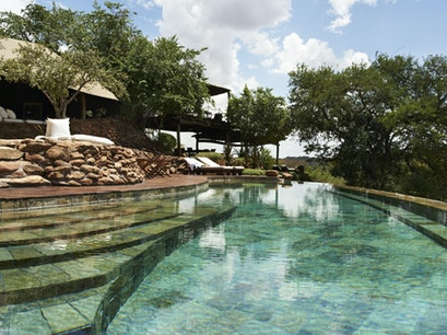 Singita Faru Faru Lodge Serengeti National Park  Tanzania