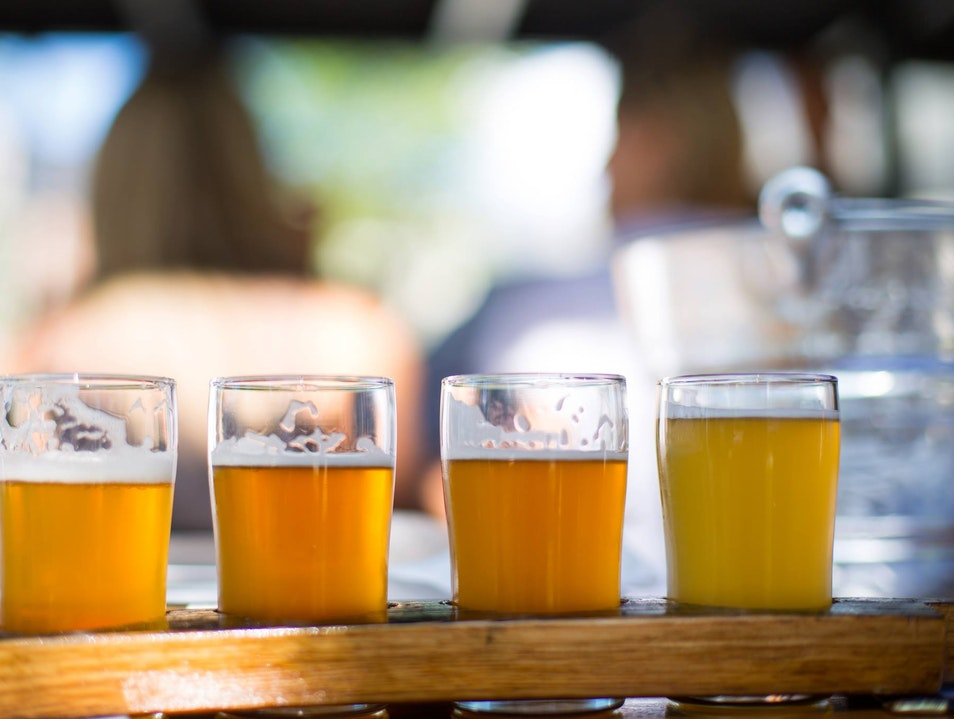 Sip Craft Beer in the Rail District