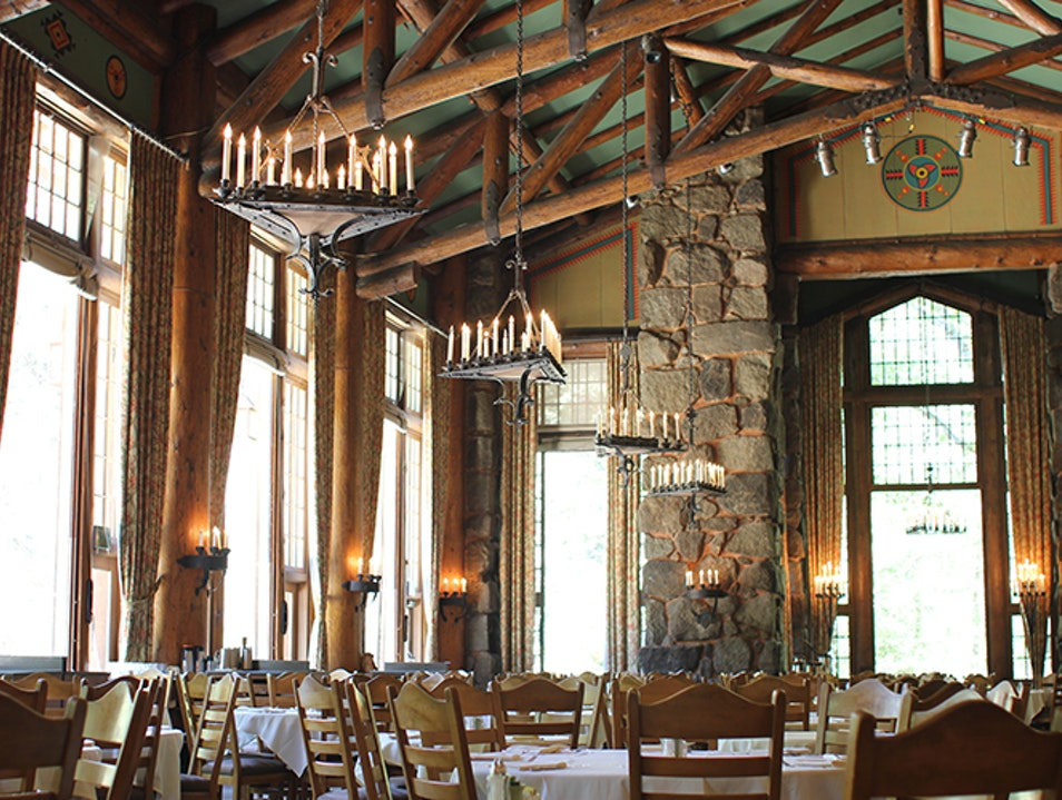 Majestic Yosemite Dining Room Yosemite Valley California United States