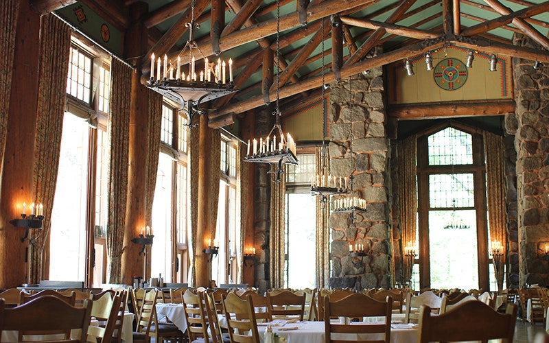 Charmant Majestic Yosemite Dining Room