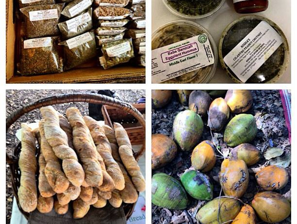 Shop at the Farmers Market for a Local Experience