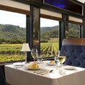 Napa Valley Wine Train Napa California United States