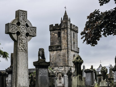 Church of the Holy Rude Stirling  United Kingdom