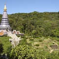 Doi Inthanon National Park Chom Thong  Thailand