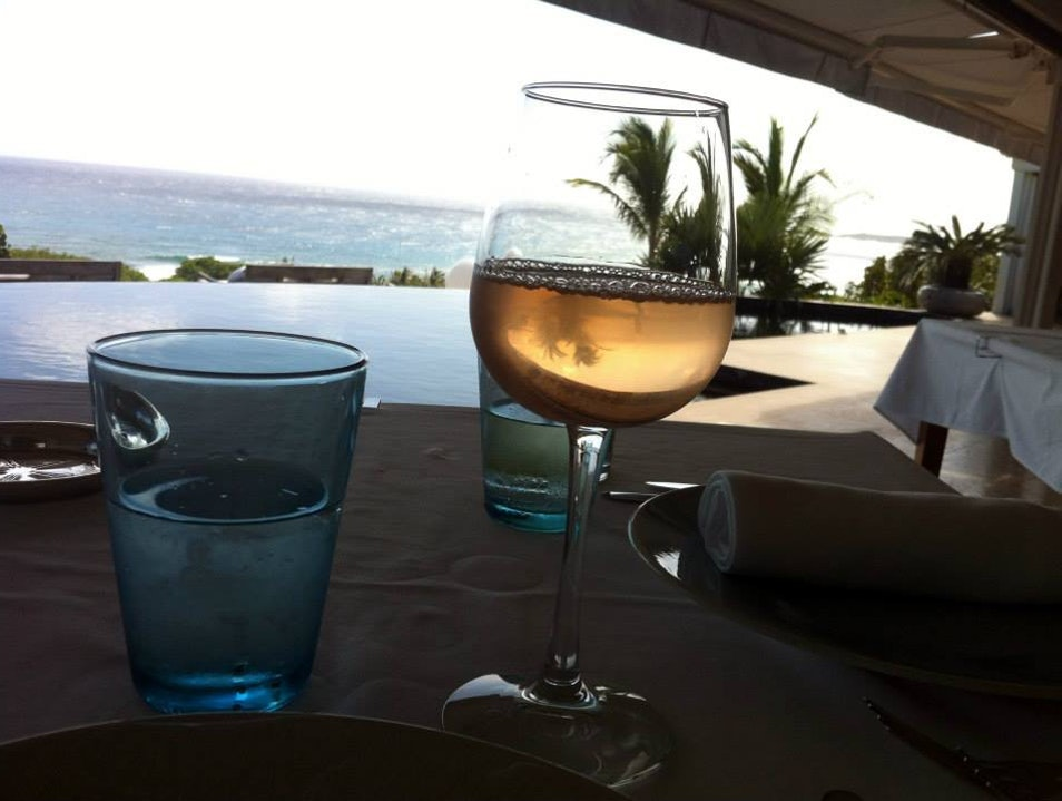 Spectacular 'Fish Market' Lunch in St. Barths