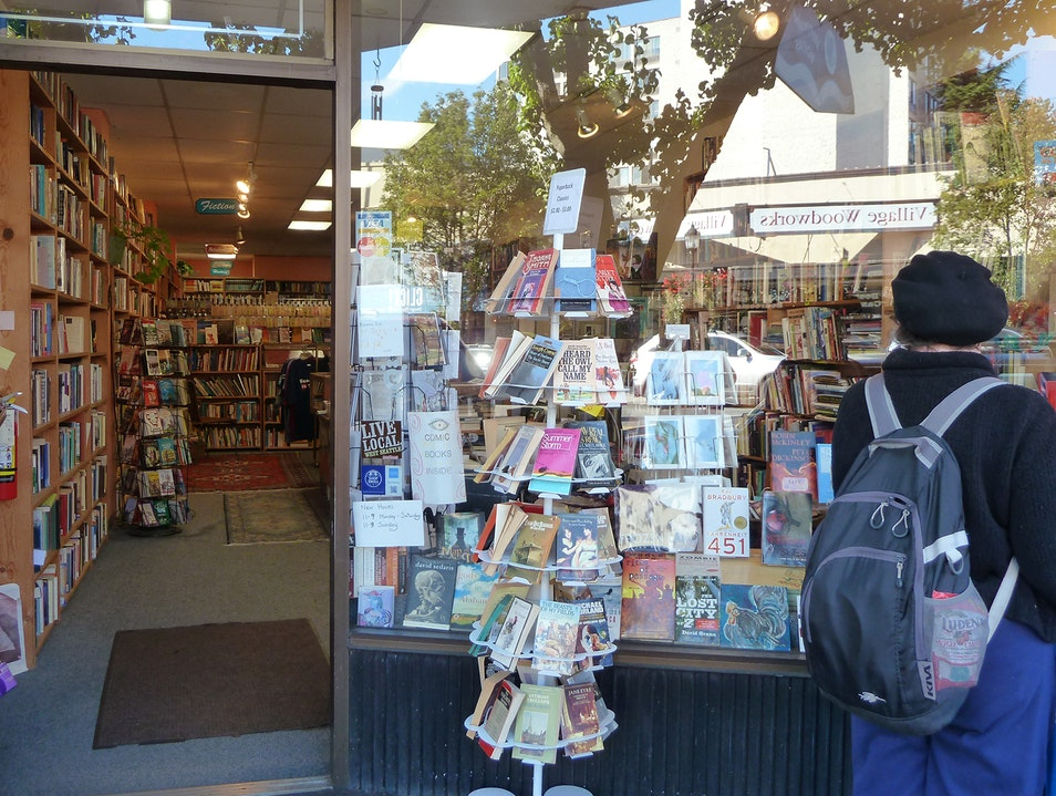 Shop for Books, Whatever the Weather