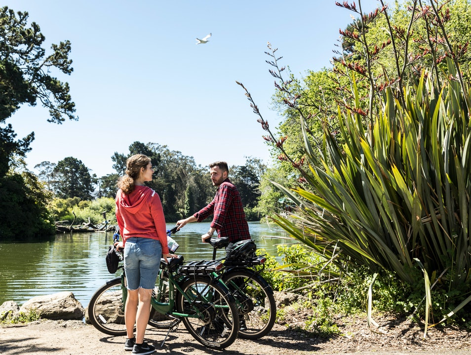 Parkwide Bike Rentals and Tours San Francisco California United States