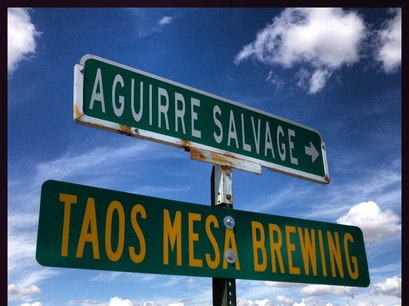 Taos Mesa Brewing El Prado New Mexico United States