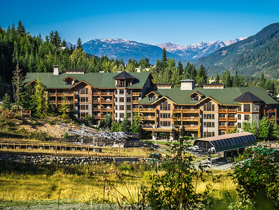 First Tracks Lodge Whistler  Canada