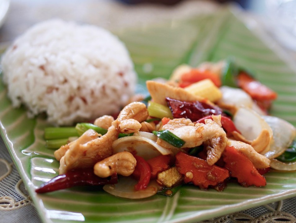 Try A Cooking Class In Chiang Mai