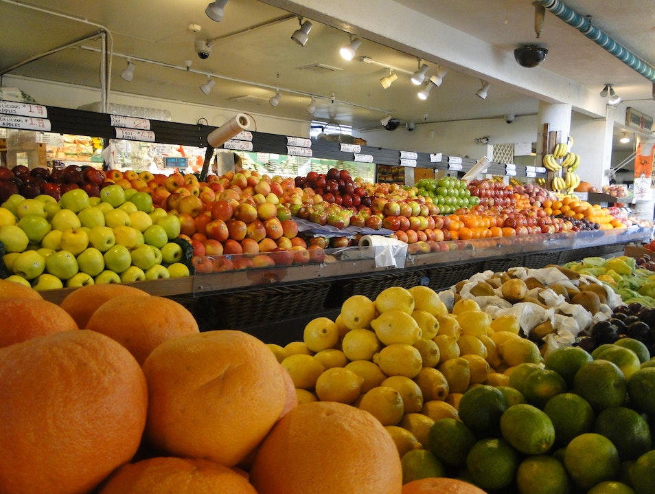 Favorites and New Flavors at LA's Farmers Markets