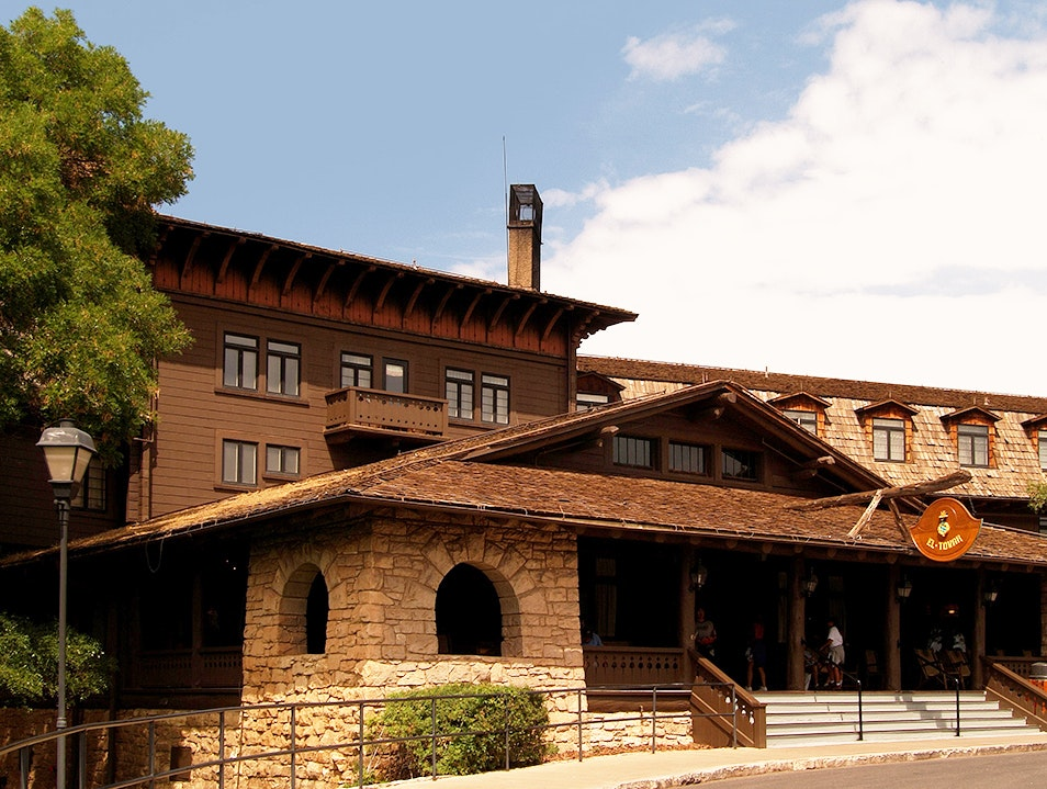 Dine in a Historic Hotel Grand Canyon Village Arizona United States