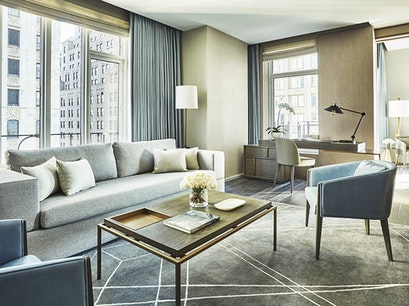Four Seasons Hotel New York Downtown New York New York United States