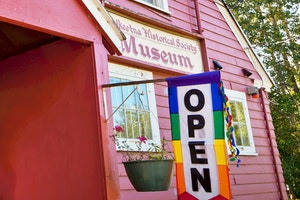 Talkeetna Historical Society Museum