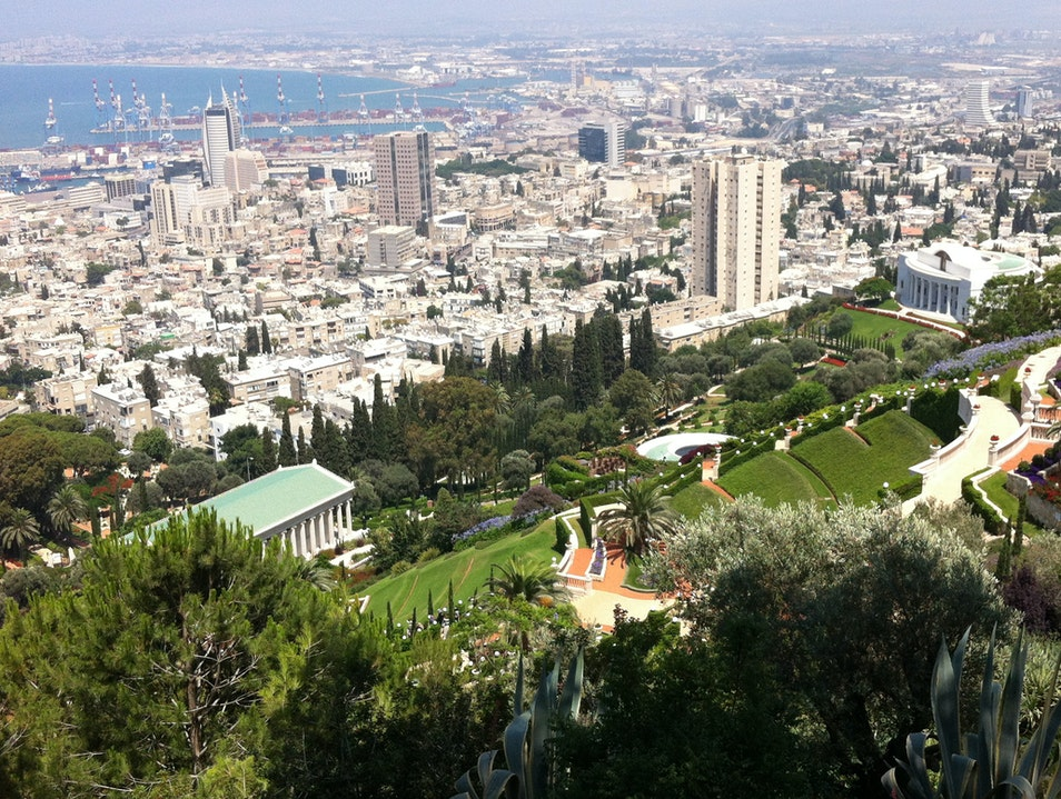 Haifa, The Queen City of the Carmel  Haifa  Israel