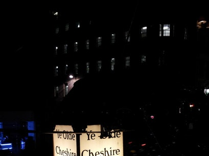 Ye Olde Cheshire Cheese London  United Kingdom