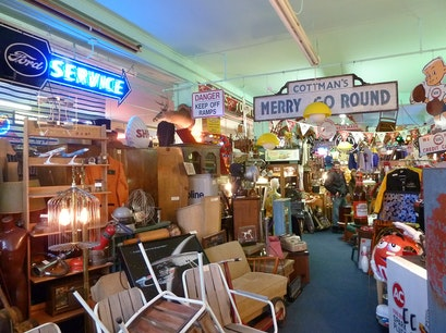 Broadway's Best Antiques Tacoma Washington United States