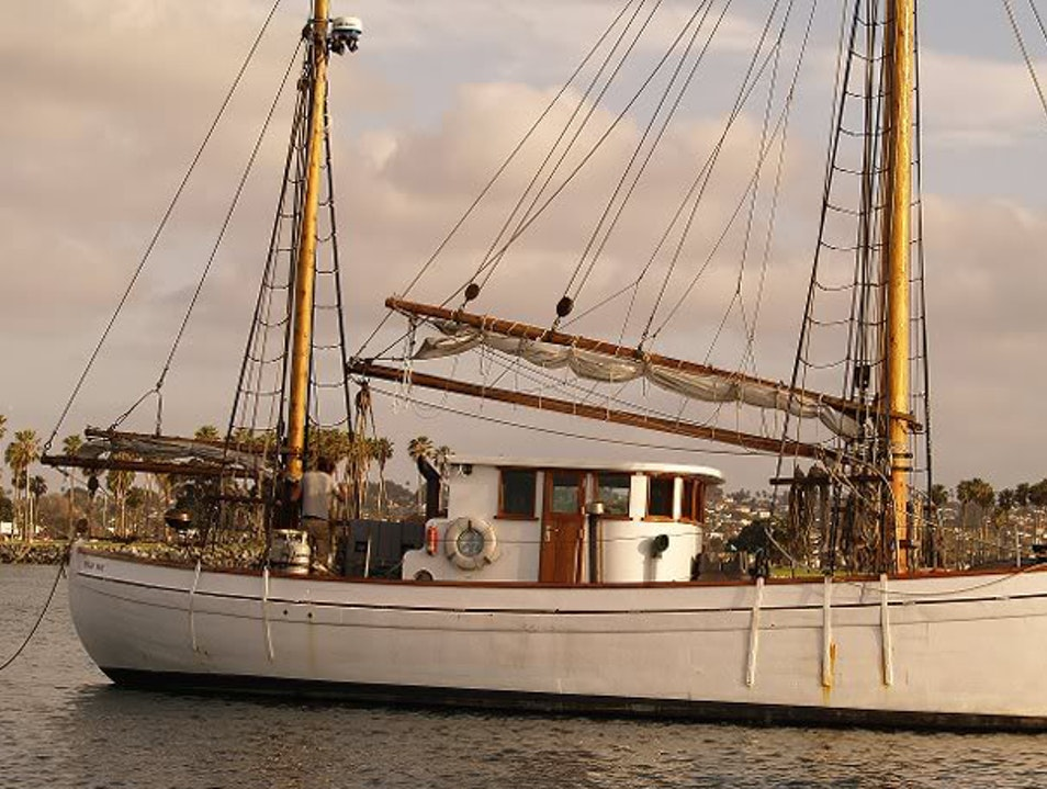 The Frithjof Wiese. 1940's Dutch Rescue Ship