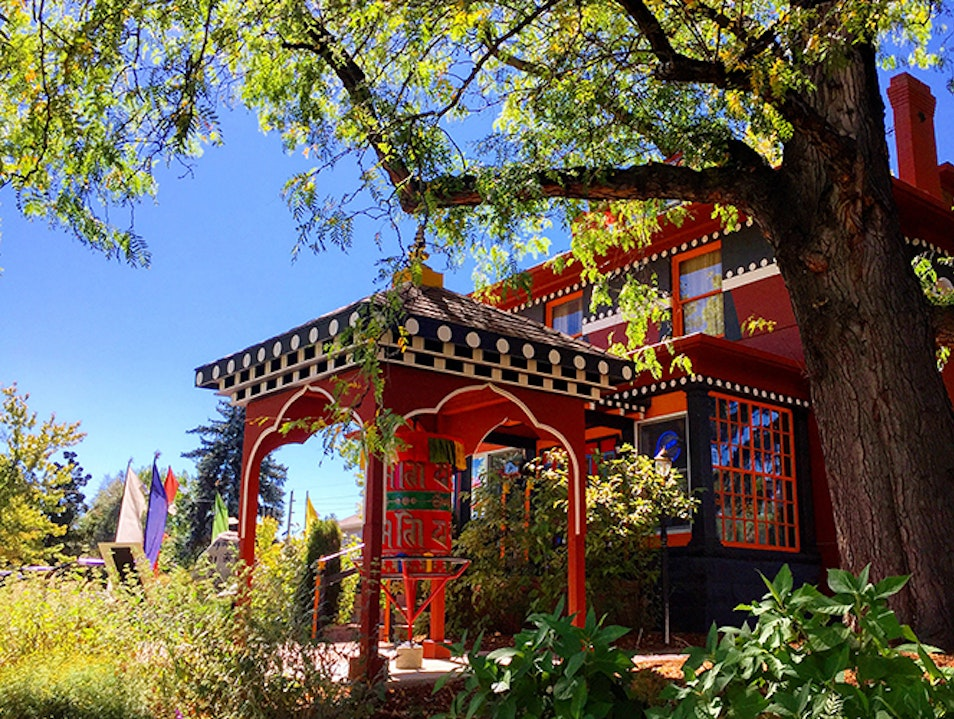 Sherpa House Restaurant and Culture Center, Golden Golden Colorado United States