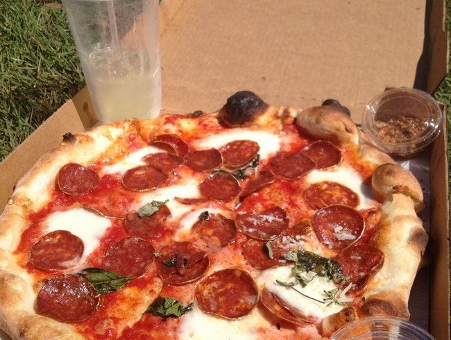 Pizzeria Delfina in the Mission