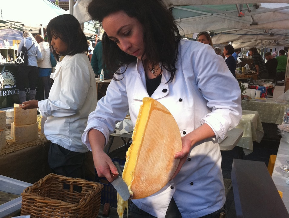 Cheese & Wine Festival