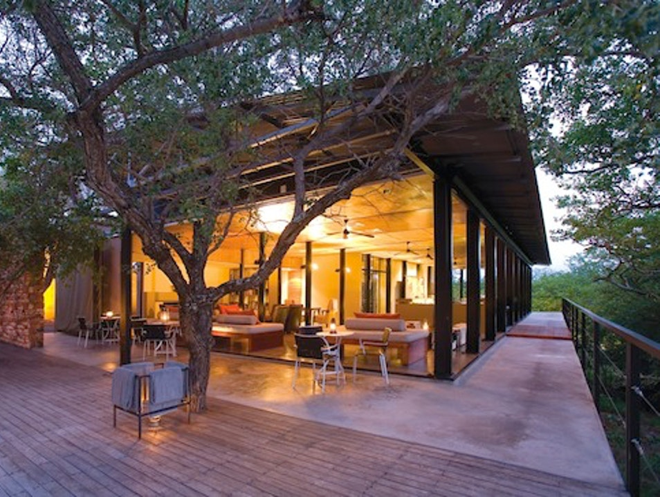 Modernist Hotels: The Outpost, South Africa Makuleke  South Africa