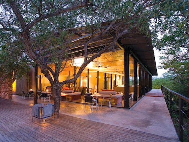 Modernist Hotels: The Outpost, South Africa