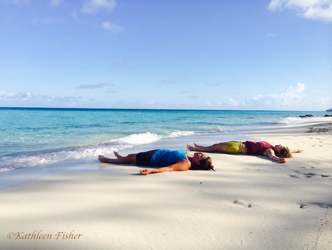 For Bimini's Best Yoga Experience