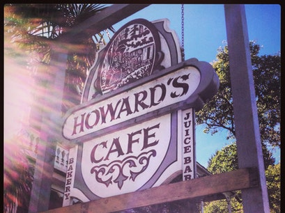 Howard's Cafe Occidental California United States