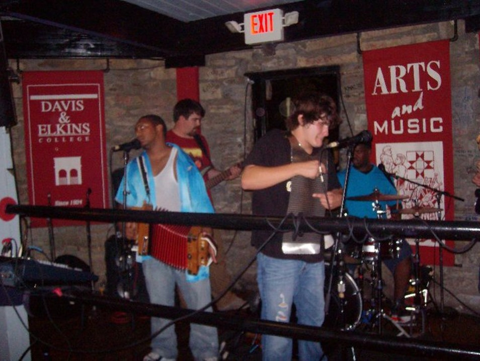 Zydeco at the Ice House! Elkins West Virginia United States