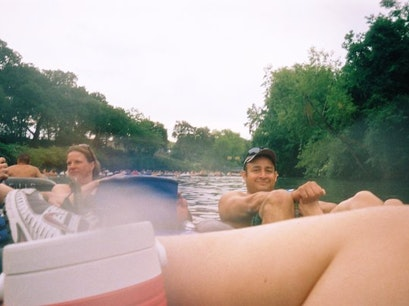 Comal River New Braunfels Texas United States