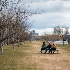 Bonsecours Basin Park