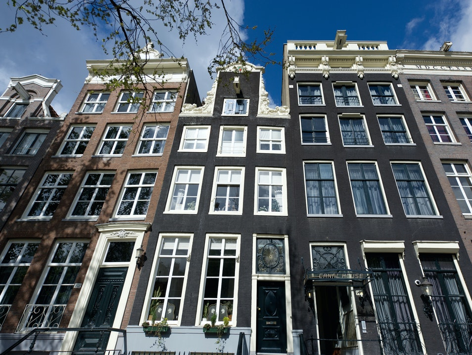 Canal House Amsterdam  The Netherlands