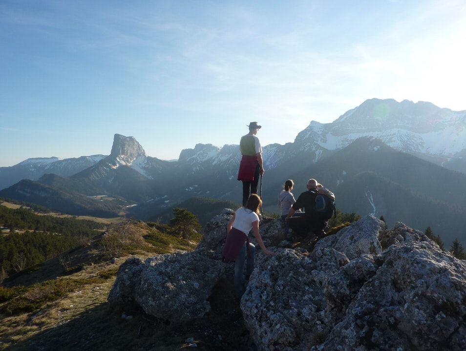 Hiking the French Alpes