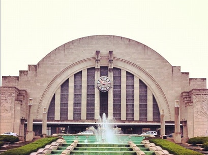 Cincinnati Museum Center: Union Terminal Cincinnati Ohio United States