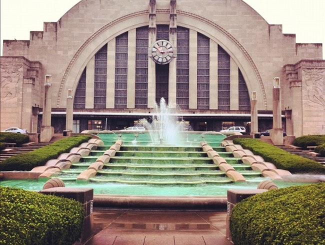 Cincinnati's Art Deco Museum Center