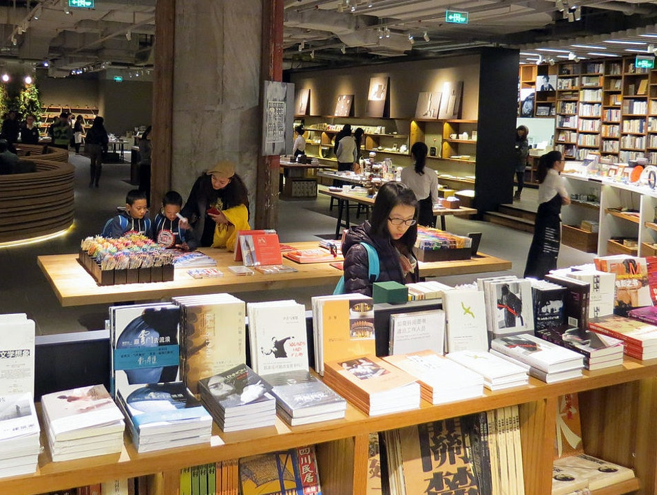 Hang with Guangzhou's Literati at an Ultra-Swank Mall Guangzhou  China