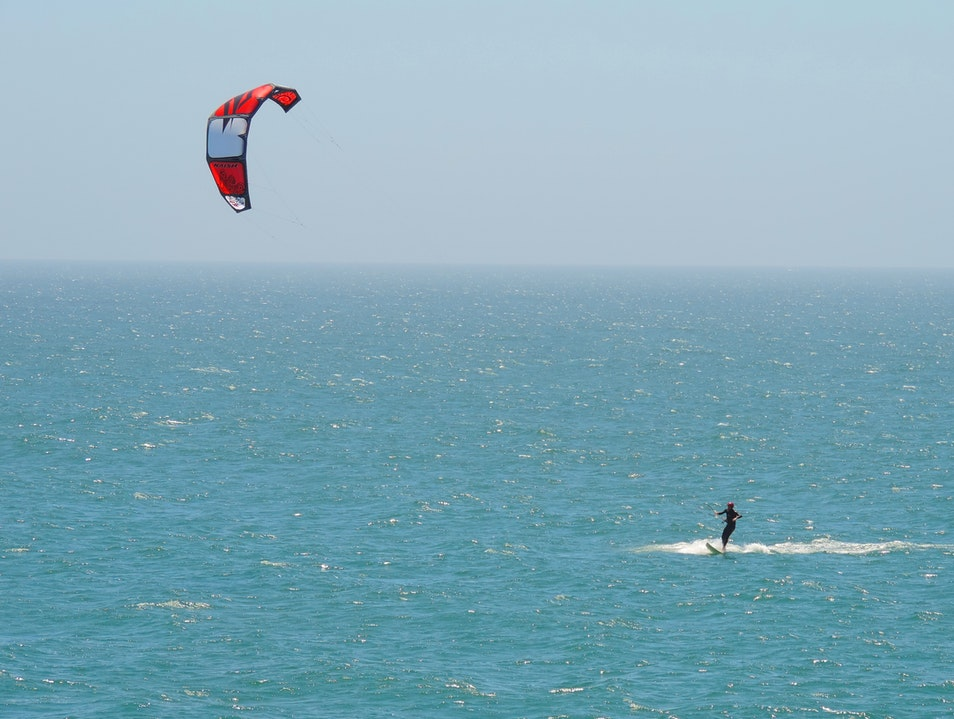 Take A Windsurfing Class! San Diego California United States