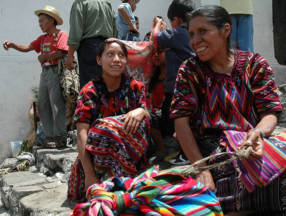 Take a Day Trip to the ChiChi Sunday Market
