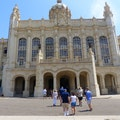 Museum of the Revolution Havana  Cuba