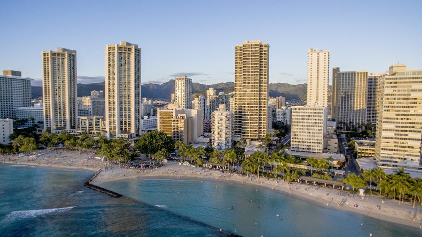 Get earlier access to promotions at properties like Aston Waikiki Beach Tower with Aqua-Aston's A-List program.