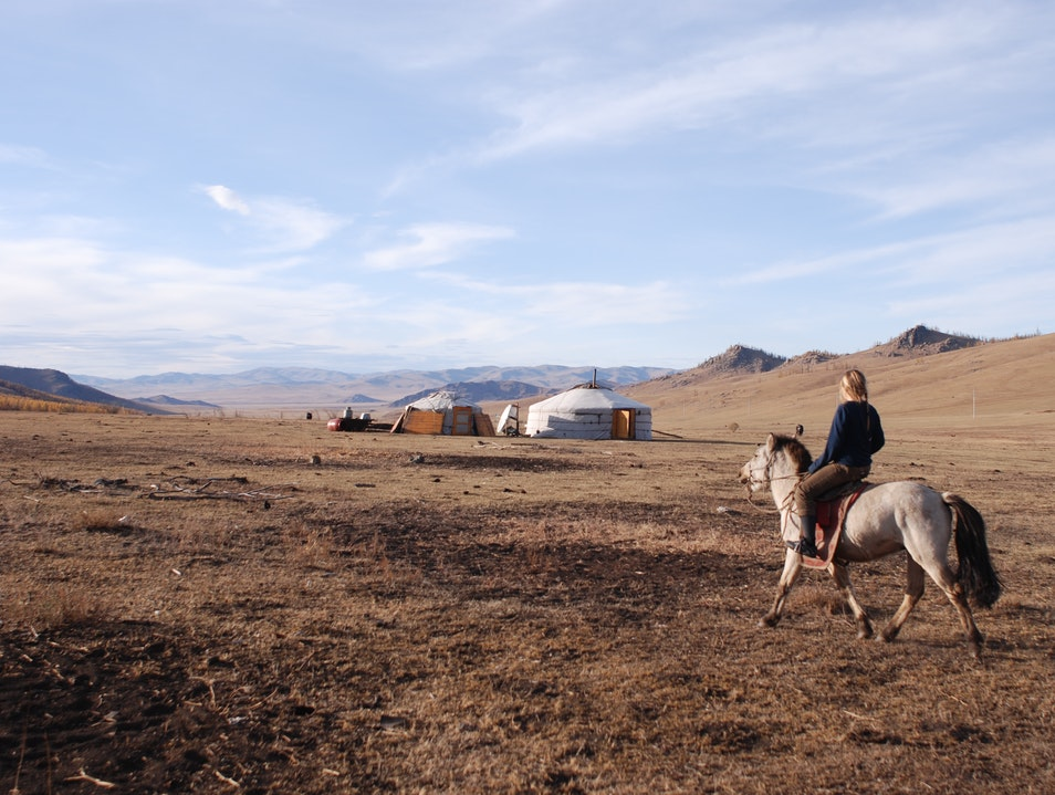 Ger Hopping Through Mongolia