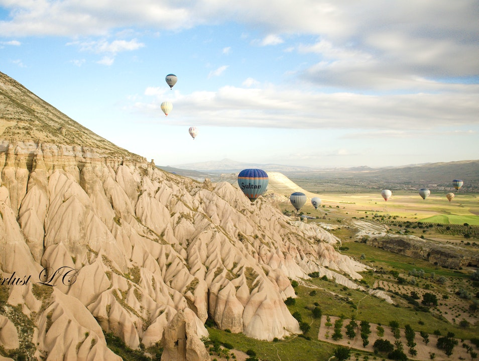 Ballon Flight over Cappadocia Ürgüp  Turkey