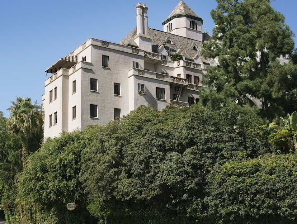 Chateau Marmont West Hollywood California United States