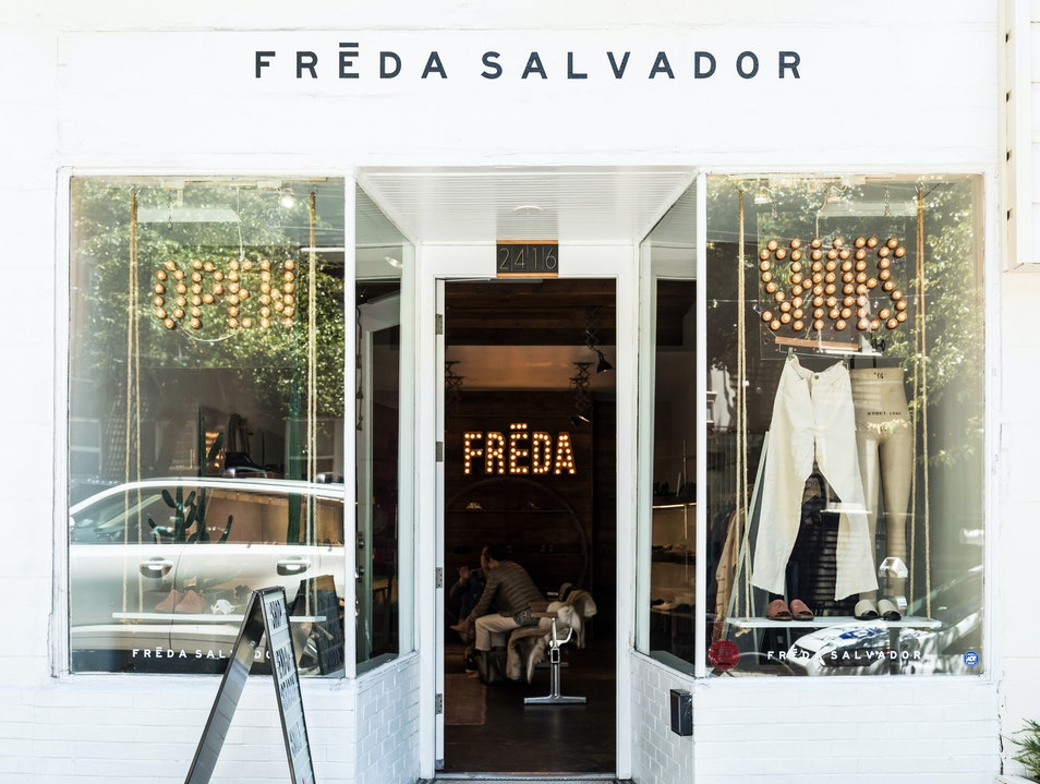 Freda Salvador San Francisco California United States