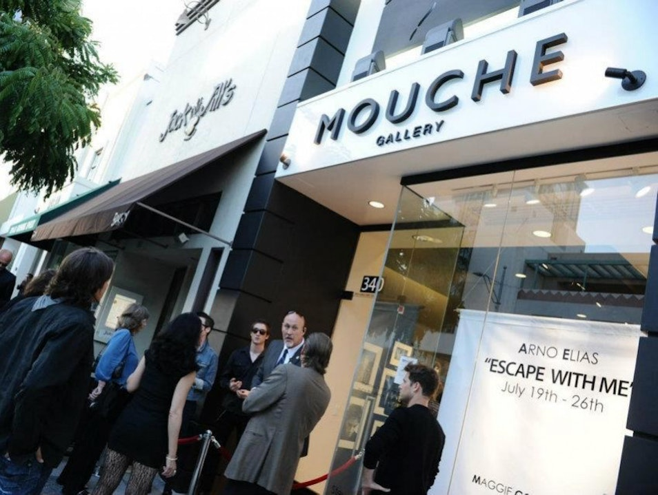 Mouche Gallery Beverly Hills California United States
